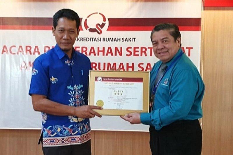 RSUD Kapuas raih akreditasi Madya