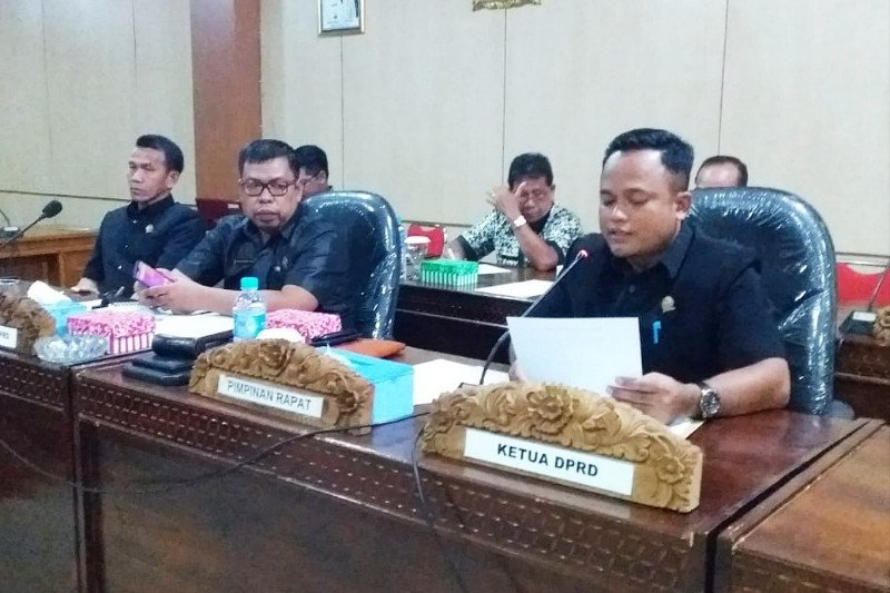 DPRD Barito Timur dikunjungi DPRD Penajam Paser Utara