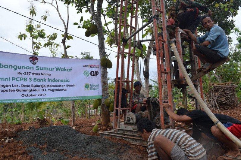 ACT-Global Wakaf gencarkan program sumur wakaf dengan bangun sumur bor