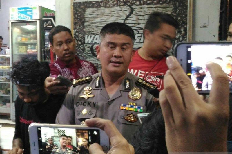 Polisi tetapkan Wakil Ketua Golkar Sulsel jadi tersangka