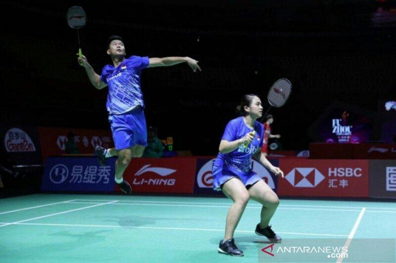 Tiga wakil Indonesia tumbang  di perempat final China Open