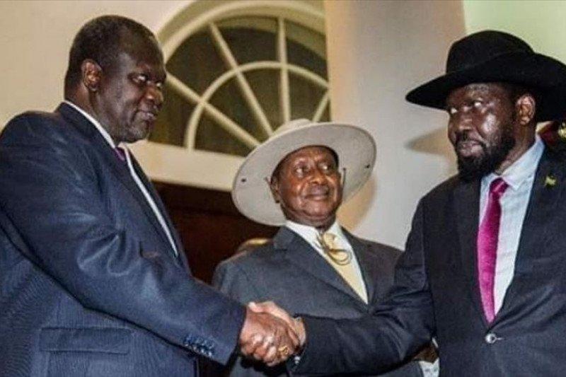 AS jatuhkan sanksi kepada lima pejabat Sudan Selatan