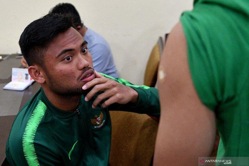Saddil Ramdani resmi tinggalkan Pahang FA