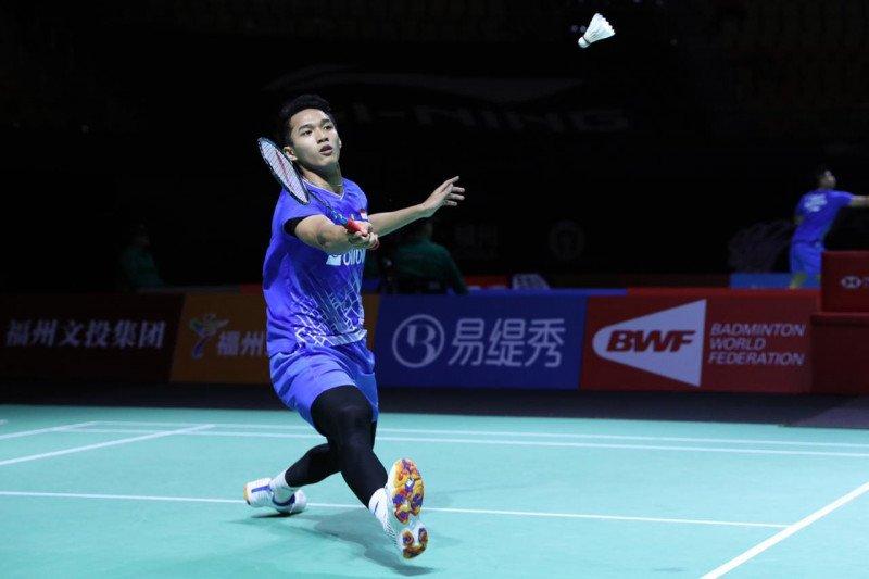 Kalah di perempat final Fuzhou China Open, Jojo: Penyebab utamanya adalah cara pikir
