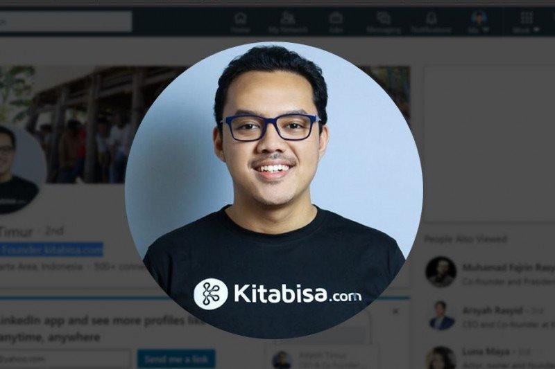 Timmy, pendiri Kitabisa.com yang salurkan Rp500 miliar