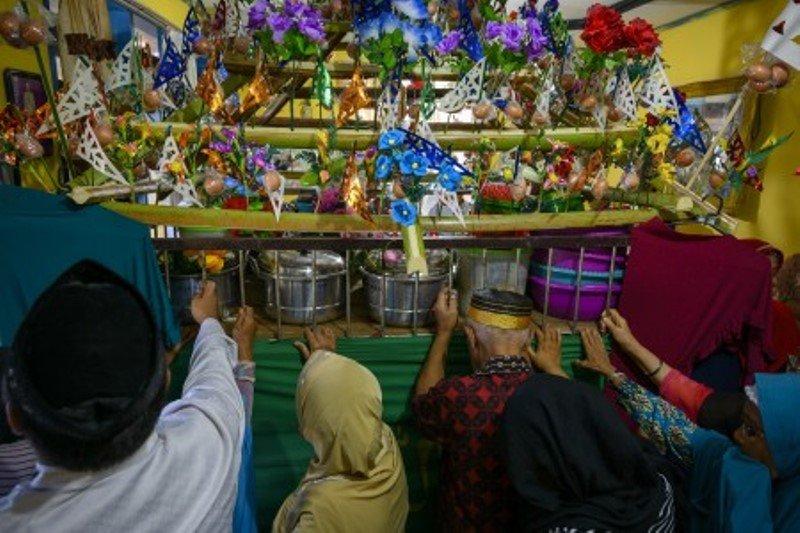 Tradisi perayaan Maulid di Palu