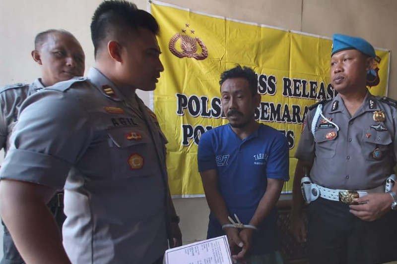 Polisi tangkap suami yang nekat racuni istrinya karena cemburu