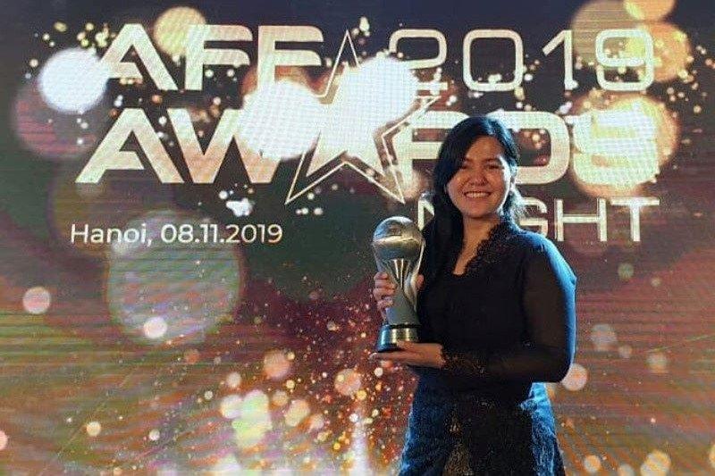 PSSI raih penghargaan federasi terbaik dari AFF