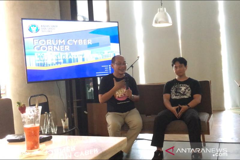 Polemik Pegasus di WA, BSSN gelar diskusi soal keamanan siber