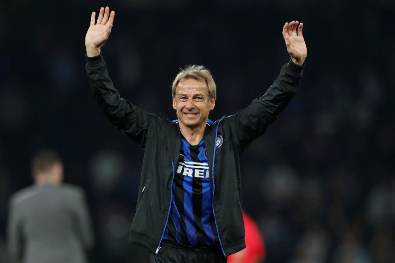 Jurgen Klinsmann kembali ke Bundesliga