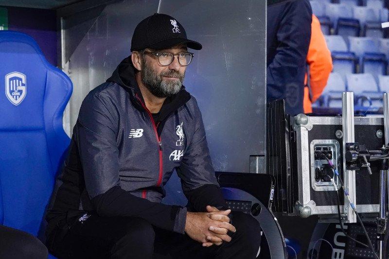 Klopp akui permainan Napoli sulitkan Liverpool