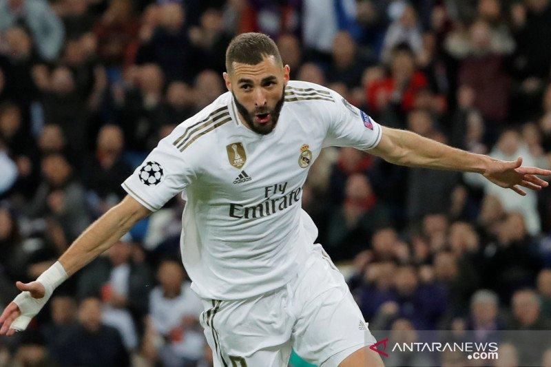 Zidane heran alasan Benzema diabaikan timnas Prancis