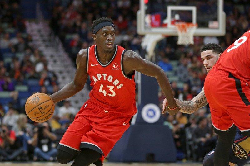Pascal Siakam panen 44 poin saat Raptors telan Pelicans