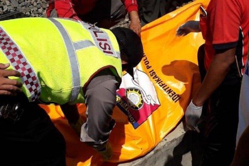 Seorang warga tertabrak kereta di Desa Pagergunung