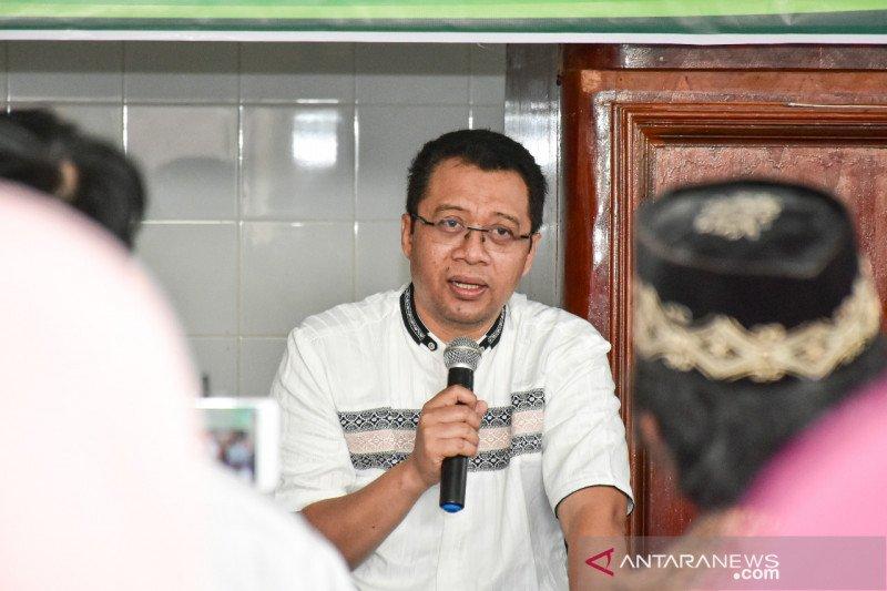 Gubernur NTB minta masjid dipasangi jaringan WiFi.