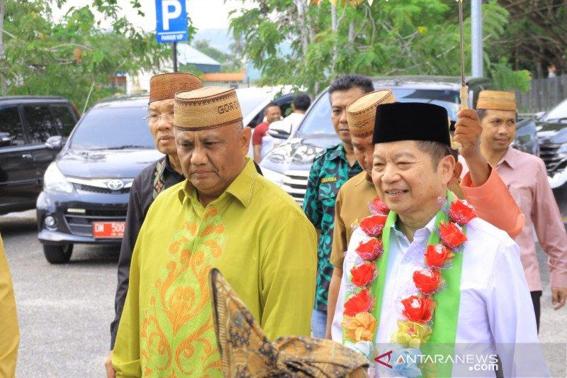 Menteri PPN janji akan kawal tiga proyek di Gorontalo