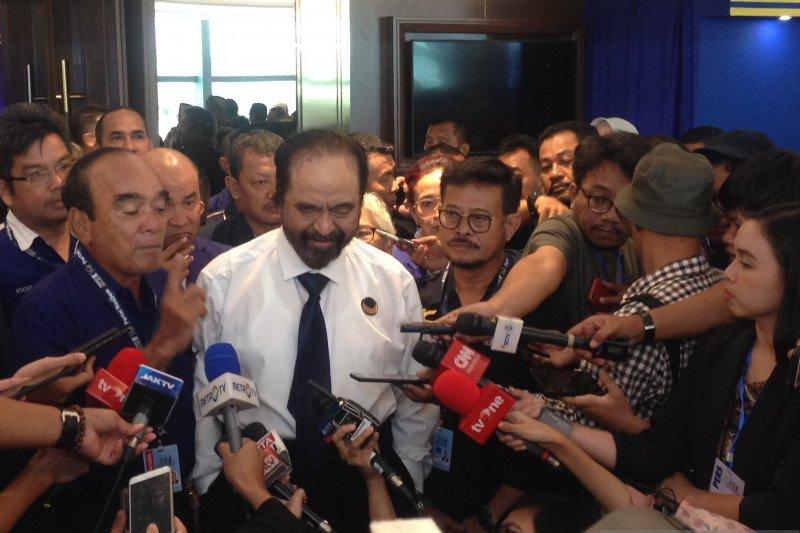NasDem bantah reaktif menanggapi candaan Presiden Jokowi