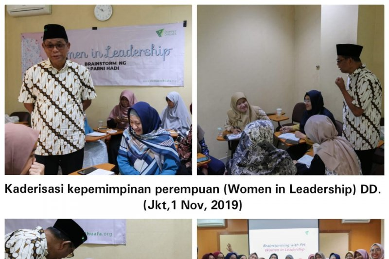 Kepemimpinan Perempuan