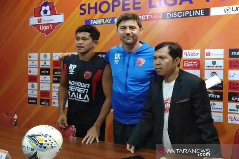 Pelatih PSM Makassar sebut Kalteng Putra sulit dikalahkan di kandang