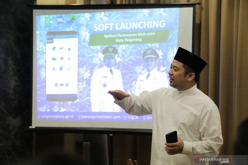 Tangerang luncurkan aplikasi belanja
