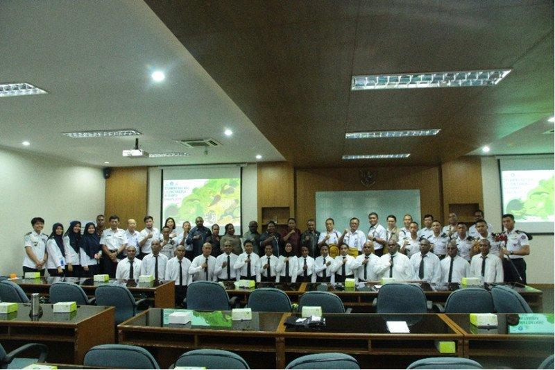 13 persen kuota taruna STMKG dialokasikan untuk Papua