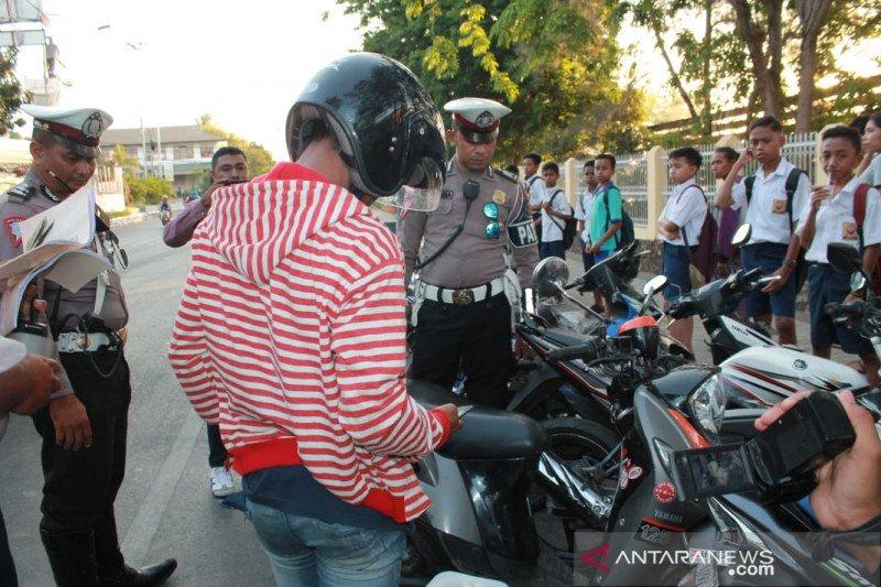 Pelajar-mahasiswa di Kupang dominasi pelanggaran lalu lintas