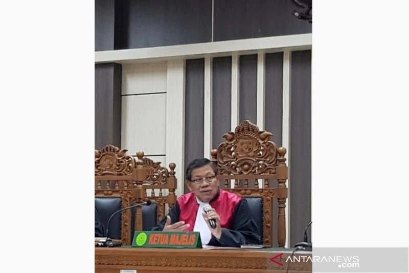 Hakim Ketua kasus suap Bupati Kudus meninggal