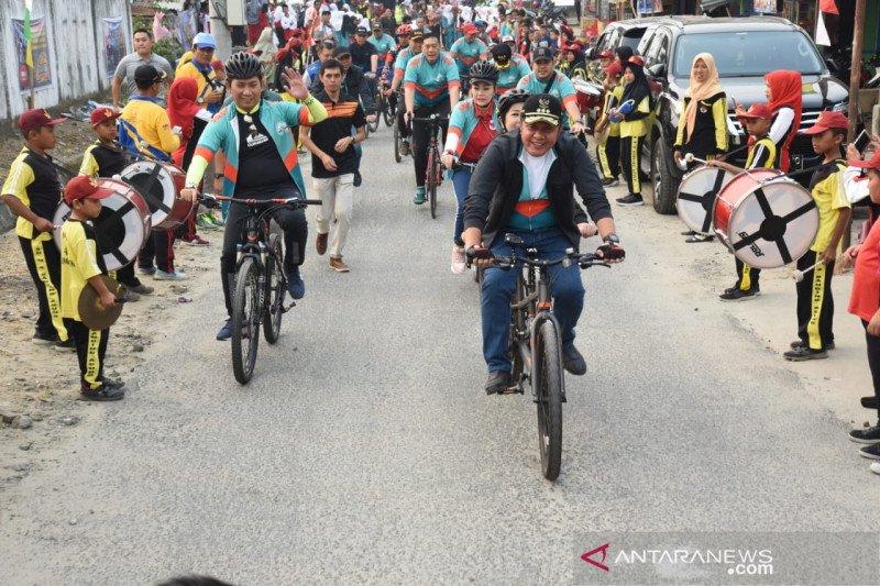 Ranau Gran Fondo  diharapkan jadi kalender pariwisata tahunan