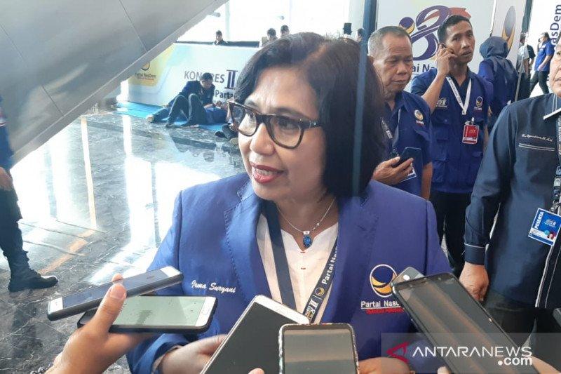 NasDem: Jangan curigai komunikasi politik bersama oposisi