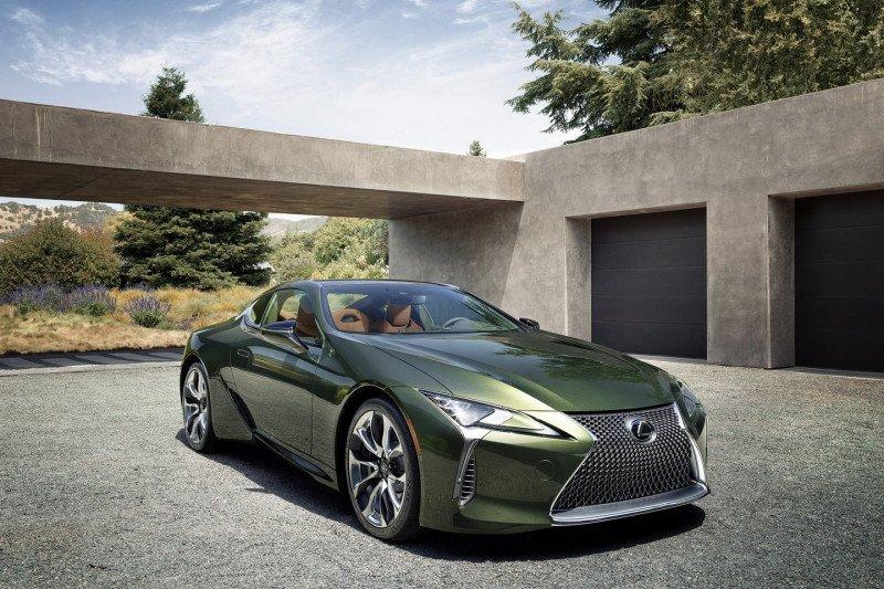 Lexus LC Inspiration Series meluncur di Australia, cuma 10 unit