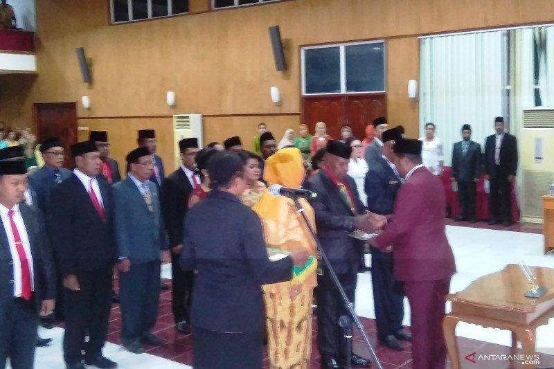 DPRD Biak Numfor belum agendakan pelantikan tiga pimpinan definitif