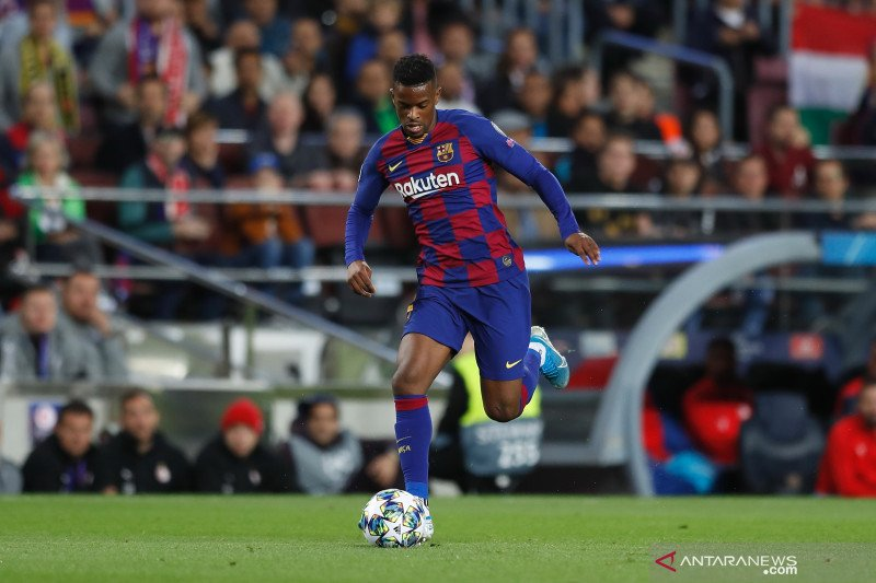 Barcelona konfirmasi Nelson Semedo absen lima pekan