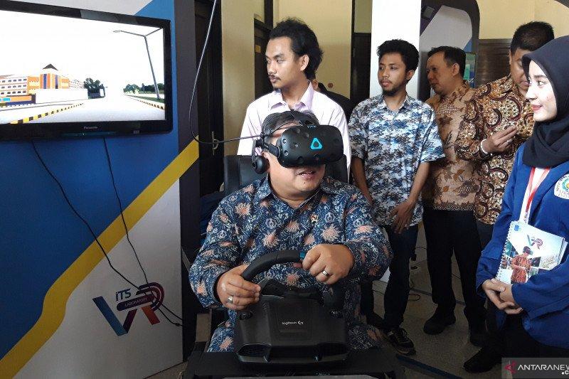 "Menristek: ""Virtual reality"" harus dikembangkan hadapi era 4.0"