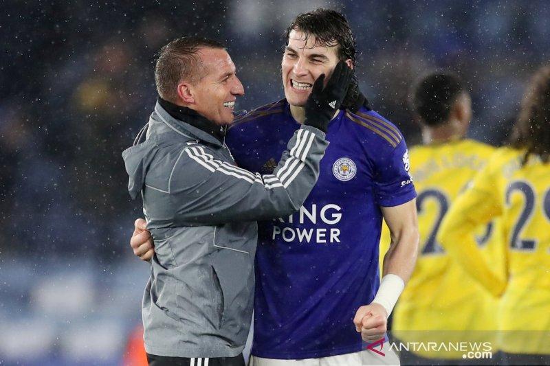 Leicester dipastikan tidak jual pemainnya pada Januari