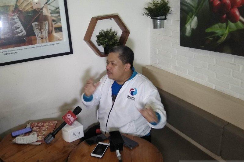 Partai Gelora, Anis Matta jadi ketua, Fahri Hamzah wakil