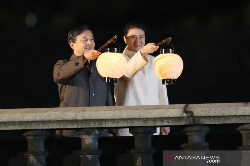 Akhiri ritual penobatan, kaisar Jepang bermalam bersama dengan Dewi Matahari