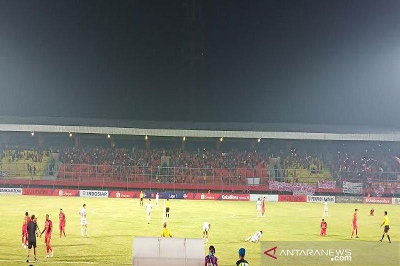 Gol Takuya Matsunaga hantarkan Kalteng Putra taklukan PSM Makassar