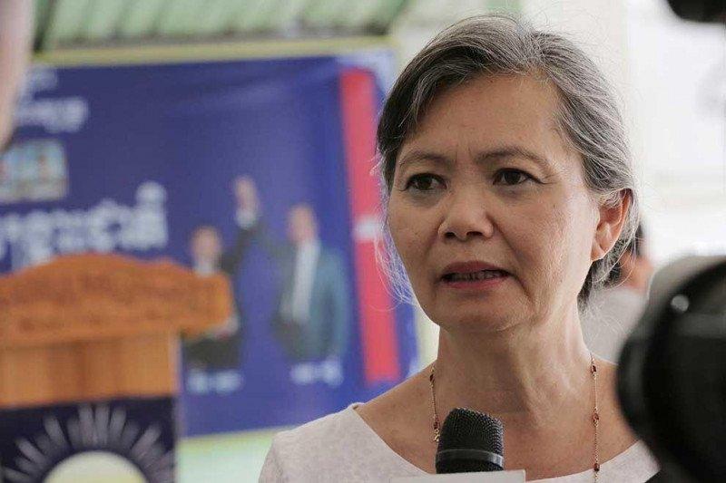 Komnas HAM Malaysia  sambut pembatalan pengusiran Mu Sochua