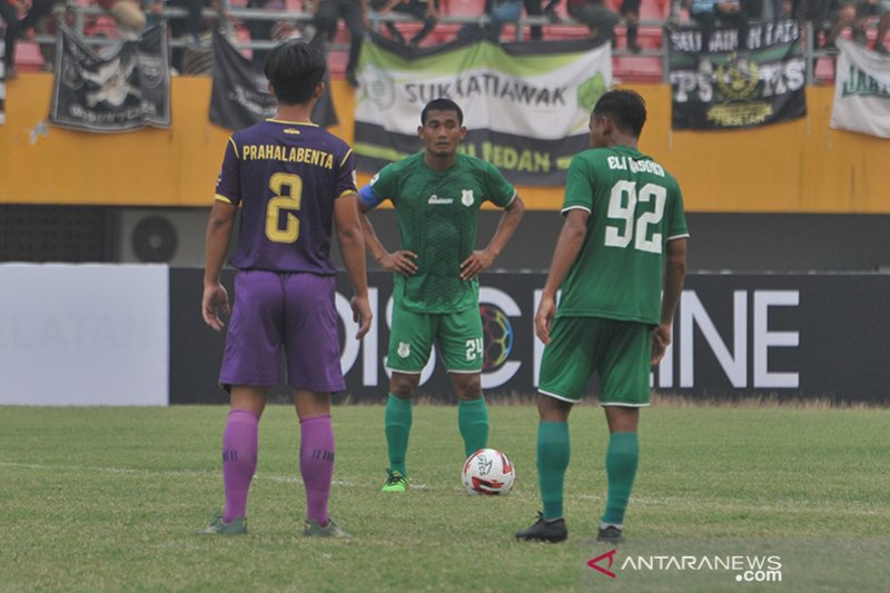 Persik Kediri dan PSMS Medan bermain seri di laga perdana delapan besar