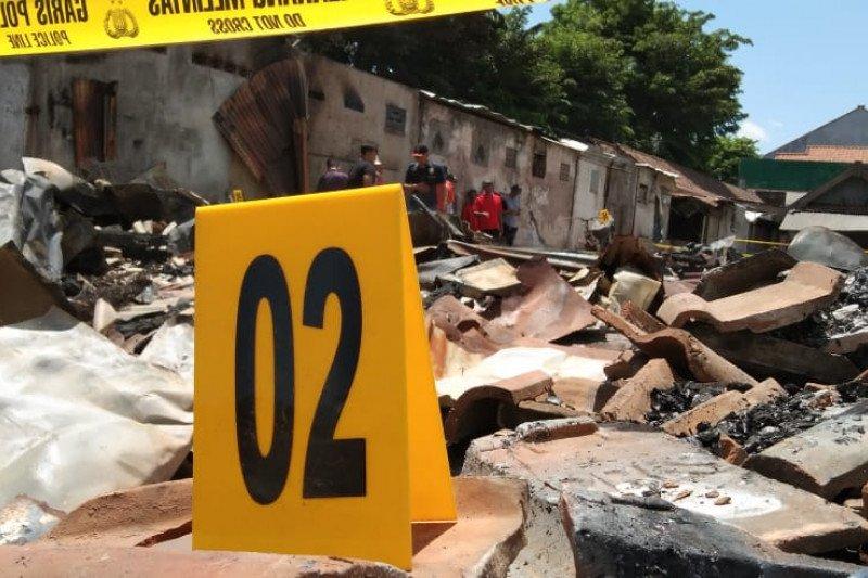 Labfor Mabes Polri temukan sumber kebakaran Pasar Ngunut Tulungagung