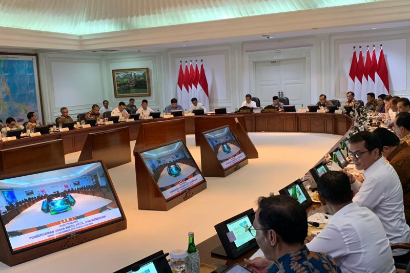 Presiden Jokowi minta pariwisata dikembangkan untuk genjot ekspor