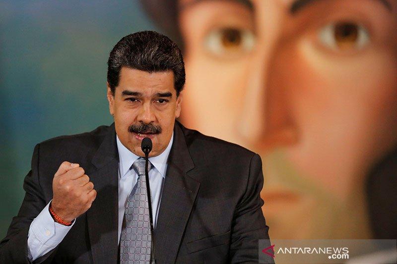 AS mendakwa Presiden Venezuela Maduro atas 'terorisme narkoba'