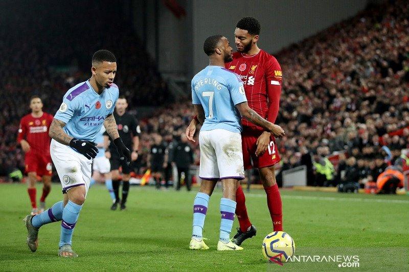 Liverpool perlebar jarak dengan pesaingnya, usai tekuk City 3-1