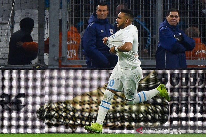 Marseille dekati PSG usai  tundukkan Lyon
