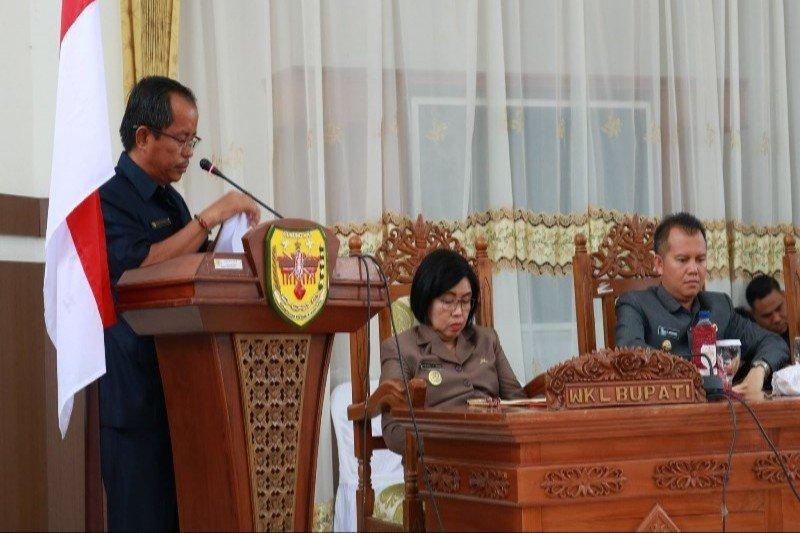 Fraksi Nasdem-Hanura DPRD Gumas tekankan pentingnya target penyelesaian pelayanan