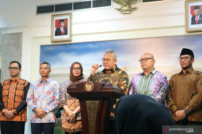 Persiapan Pilkada 2020, KPU: Dua daerah belum tanda tangani NPHD
