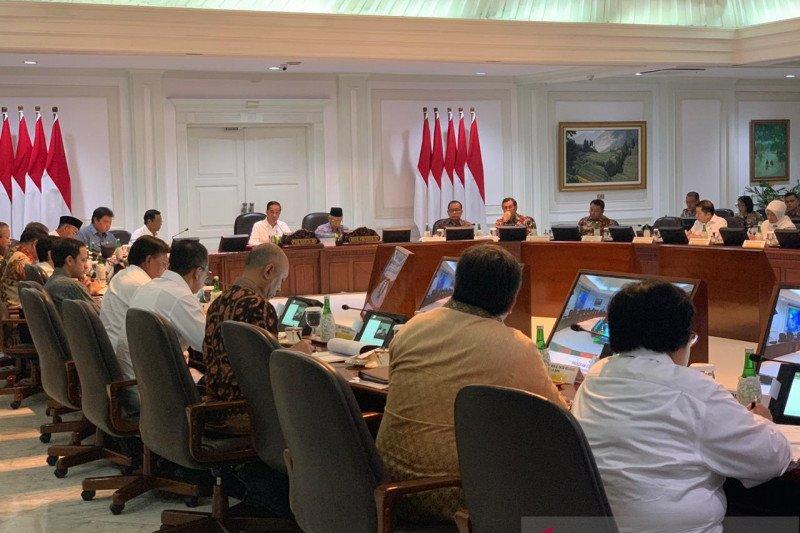 Presiden Jokowi ingin pemangkasan eselon dikaji cermat