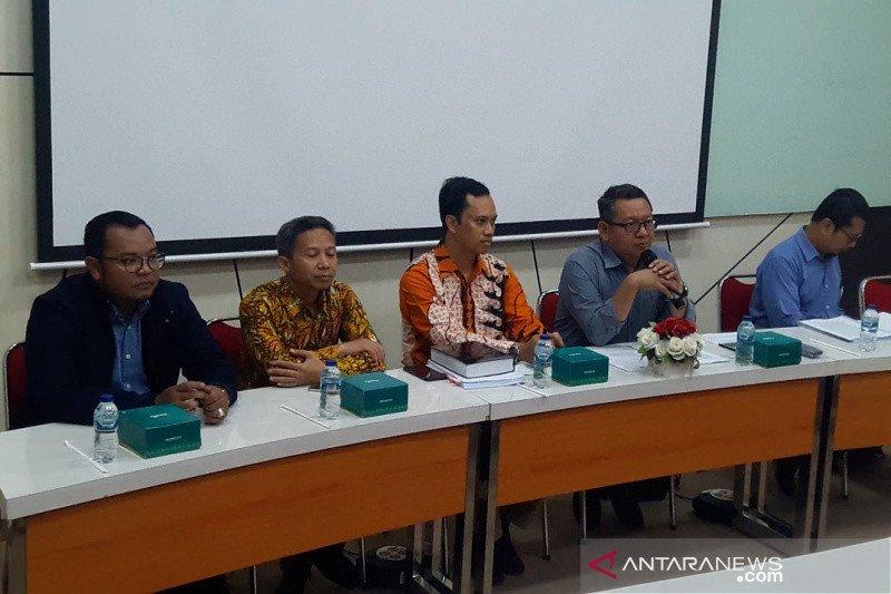 Unversitas Islam Indonesia ajukan uji materi UU KPK ke Mahkamah Konstitusi
