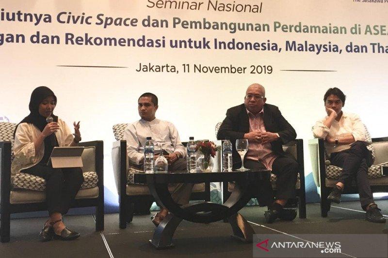 Indeks demokrasi Malaysia naik, kebebasan sipil belum membaik
