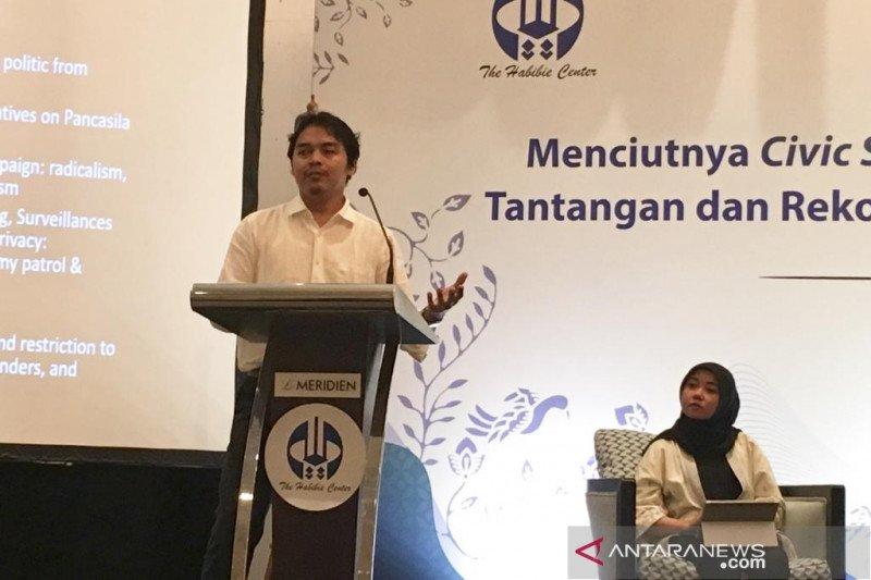 Lokataru: kebebasan sipil di ASEAN butuh gerakan nyata masyarakat